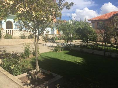 Casa en Venta Bonita casa, amplio jardín con árboles frutales, terreno 540m2 ideal para construcción. Foto 4