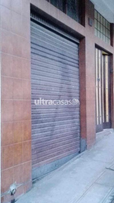 Local comercial en Alquiler en La Paz San Pedro C/ Boquerón 1725 - San Pedro