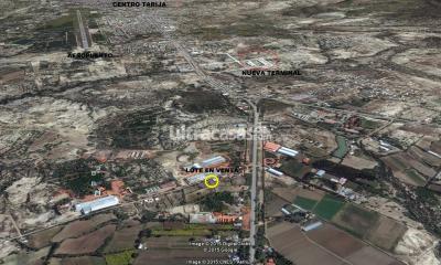 Terreno en Venta en Tarija San Jorge DE OCACION LOTE EN VENTA EN TARIJA ZONA EL PORTILLO