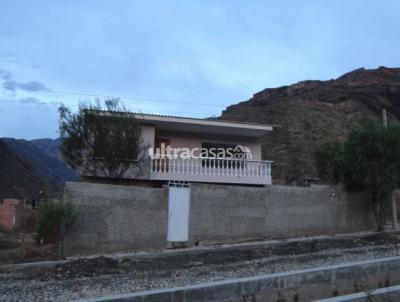 Casa en Venta en La Paz Mecapaca Urbanización Villa Bella sector IV (Carreras)