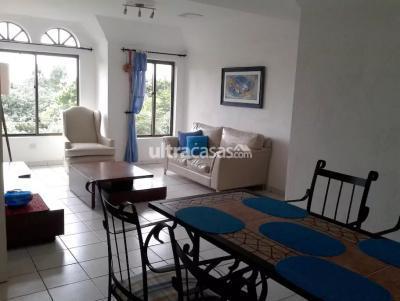 Departamento en Alquiler en Santa Cruz de la Sierra 3er Anillo Oeste Roca y Coronada Hotel Buganvillas