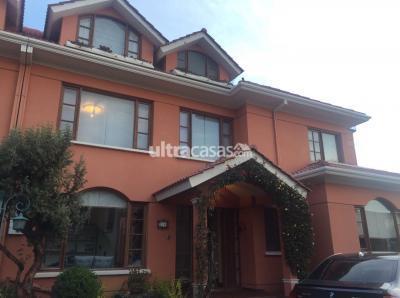 Casa en Alquiler en La Paz Cota Cota Calle 33