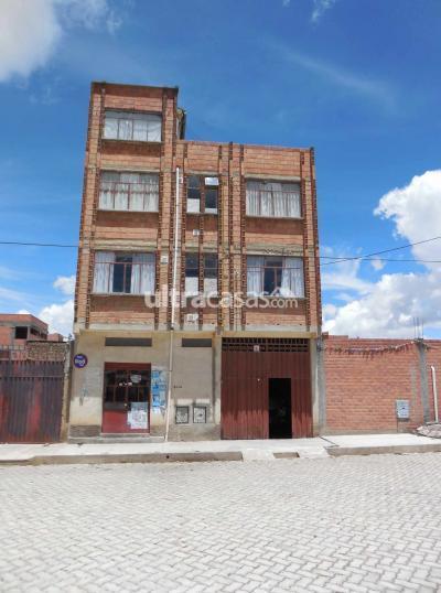 Casa en Venta en El Alto Villa Bolívar Bolivar D calle 104