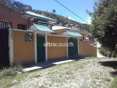 Casa en Venta en La Paz Miraflores AV. CIRCUNVALACION, CALLE FLOR DE ALHELI No. 13, ESQUINA CALLE 9, VILLA SALOME
