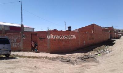 Casa en Venta en El Alto 16 de Julio Urbanización Modelo Ventilla Cruce Verengel