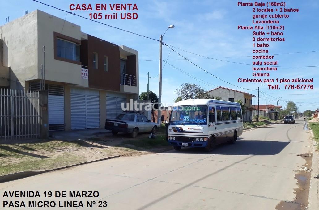 Casa en Venta Urb. las palmitas, avenida 19 de marzo, zona sur, los lotes Foto 7