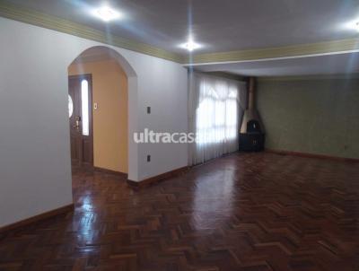 Casa en Alquiler en La Paz Bolognia Bolognia calle 1