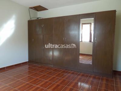 Casa en Alquiler en Cochabamba Sarco Zona Sarco