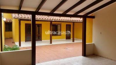 Casa en Alquiler en Santa Cruz de la Sierra 4to Anillo Sur 4to Anillo entre Radial 10 y Av. Leonardo Da Vinci