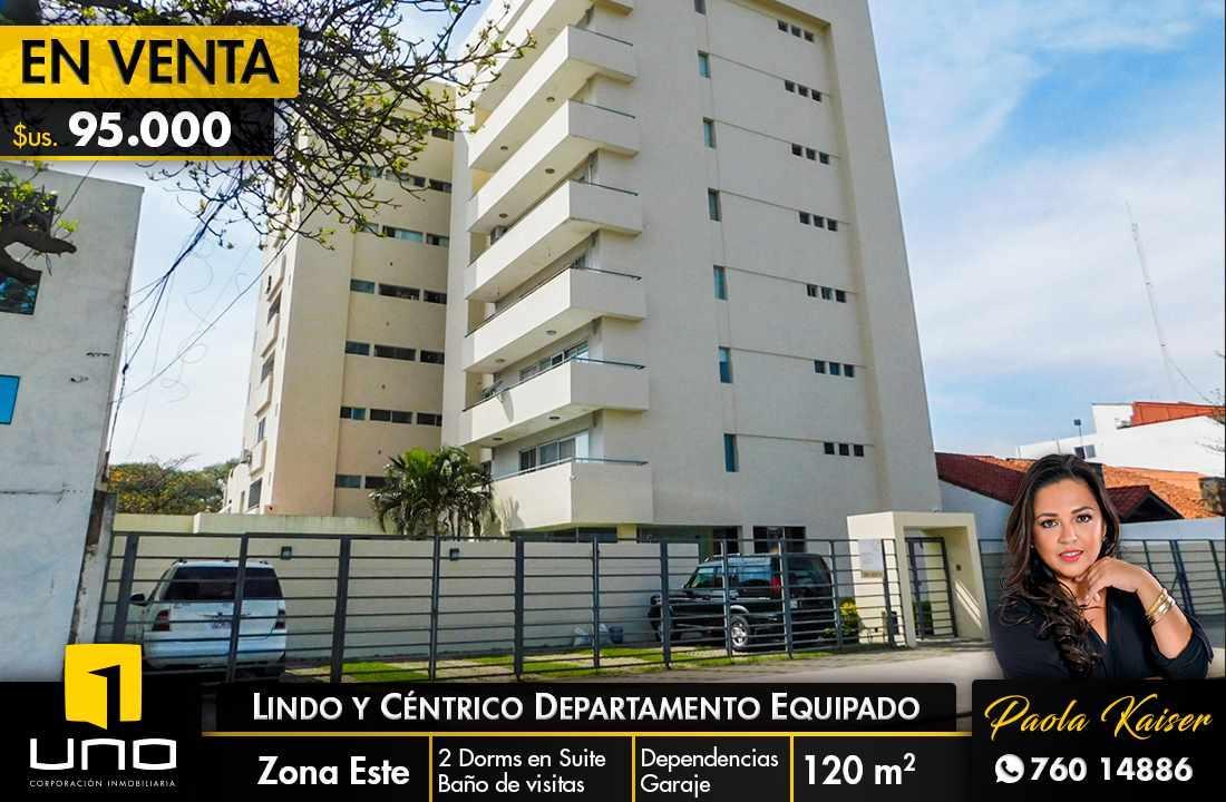 Departamento en Venta DEPARTAMENTO EQUIPADO CONDOMINIO ALCALA Foto 1