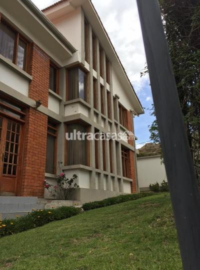 Casa en Venta en La Paz Bolognia Av Las Palmas 411