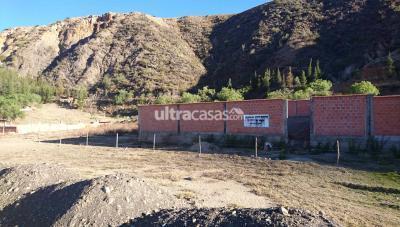 Terreno en Venta en La Paz Mallasa