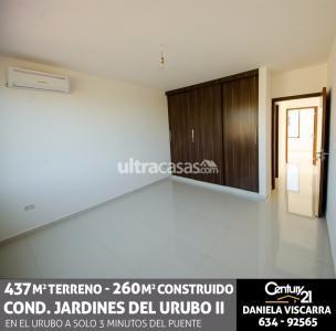 Casa en Venta URUBO, Condominio Jardines del Urubo II Foto 12
