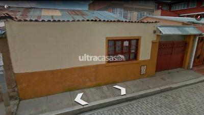 Casa en Venta en El Alto Cuidad Satélite Plan 266 calle 13 Nro 1979