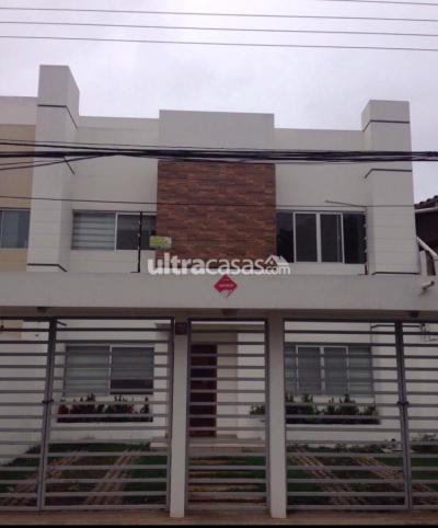 Casa en Alquiler en Santa Cruz de la Sierra 3er Anillo Norte Barrio AVAROA Entre Av Ovidio Barbery y Canal Isuto