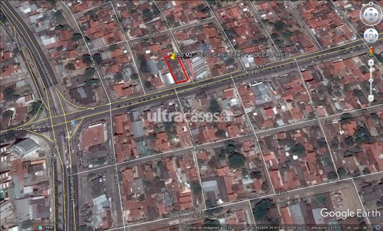 Terreno en Venta NUEVO MERCADO MINORISTA LA RAMADA 6TO anillo, Barrio Calama  Foto 2