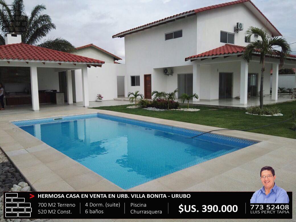 Casa en Venta Villa Bonita - Zona del Urubó Foto 1