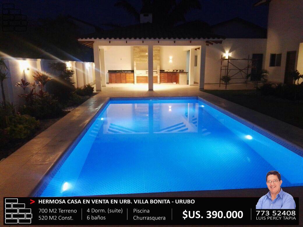 Casa en Venta Villa Bonita - Zona del Urubó Foto 6