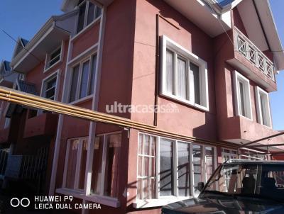 Casa en Venta en La Paz Chasquipampa Calle 45 #200, zona Chasquipampa (por la ruta del Puma Katari)