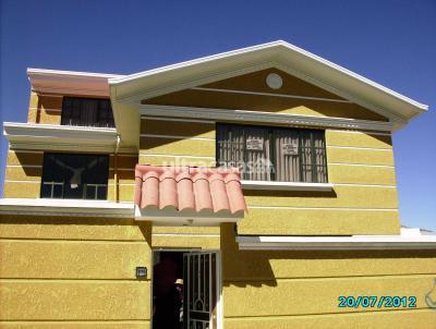 Casa en Venta en La Paz Chasquipampa calle 61.