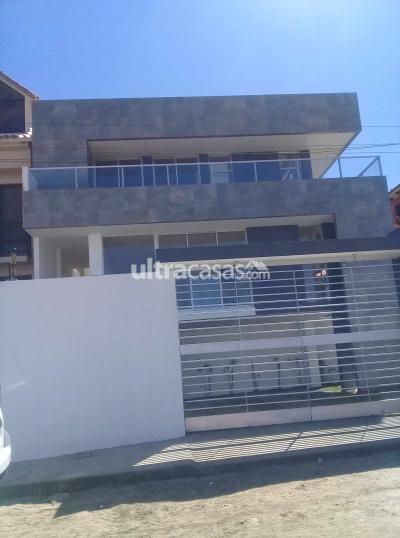 Casa en Venta en Cochabamba Noroeste Urbanizacion bella vista
