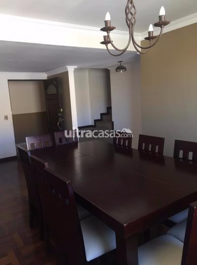 Departamento en Venta en La Paz Cota Cota Edif. La Laguna