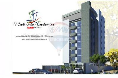 Departamento en Venta en Tarija Miraflores Av. IV Centenario