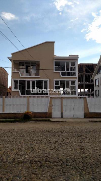 Casa en Alquiler en La Paz Achumani Achumani, calle 23