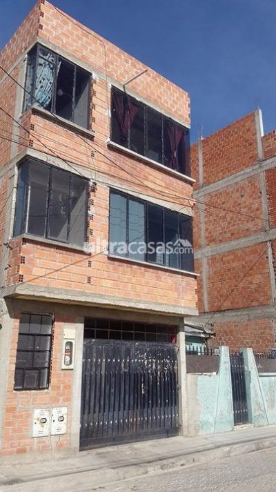 Casa en Venta en El Alto Cuidad Satélite plan 266