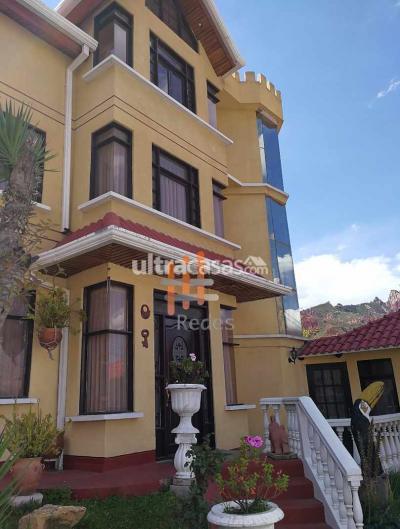 Casa en Venta en La Paz Mallasilla EN VENTA CASA: MALLASILLA