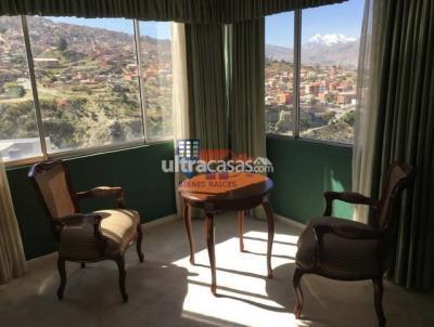 Departamento en Alquiler en La Paz Miraflores INMEDIACIONES AV. SAAVEDRA