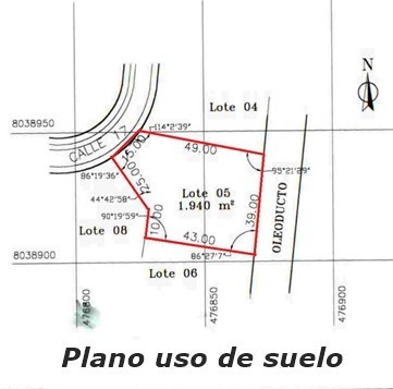 Terreno en Venta COLINAS URUBO II SAN JAVIERITO Foto 2