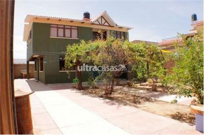 Casa en Venta en Cochabamba Sudoeste