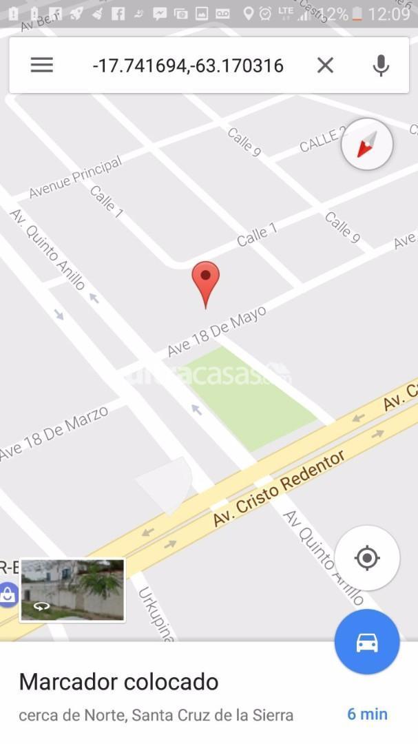 Terreno en Venta Avenida Banzer casi 5to anillo Foto 3