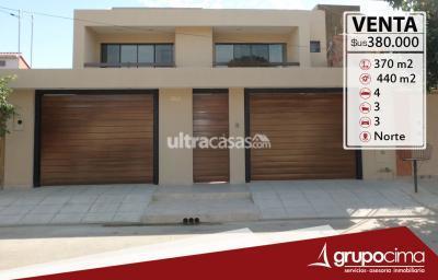 Casa en Venta en Santa Cruz de la Sierra 3er Anillo Norte CASA A ESTRENAR AV. ALEMANA