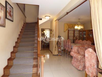 Casa en Venta en Cochabamba Mayorazgo Calle Angélica Ascui entre Manuel Carrasco y Jesús Lara # 3121