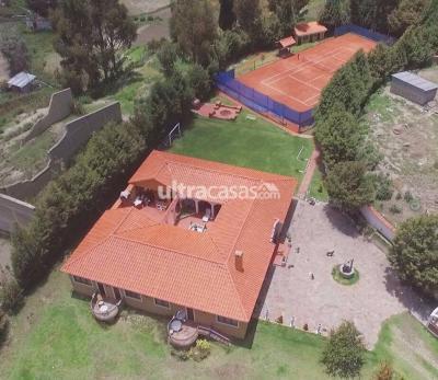 Casa en Venta en La Paz Achocalla ACHOCALLA