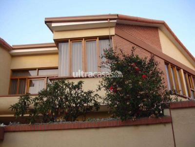 Casa en Alquiler en La Paz Cota Cota Cota Cota