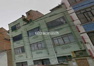 Departamento en Venta en La Paz Centro Av Desaguadero #1694 Zona Villa Victoria