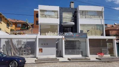 Casa en Venta en La Paz Auquisamaña Av. Costanera
