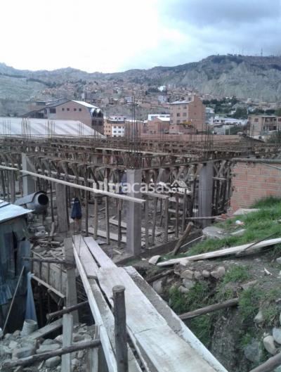 Terreno en Venta en La Paz Obrajes Obrajes c/3 detrás UCB calle los álamos