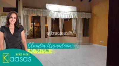 Casa en Alquiler en Santa Cruz de la Sierra 1er Anillo Este Barrio Las Palmas
