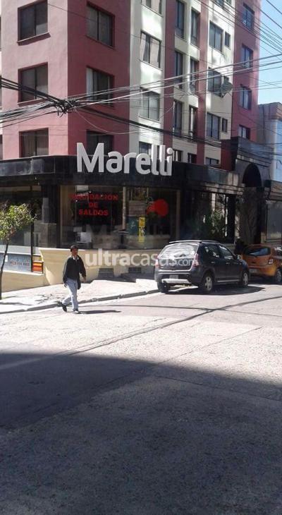 Local comercial en Venta en La Paz San Jorge 20 de octubre y campos
