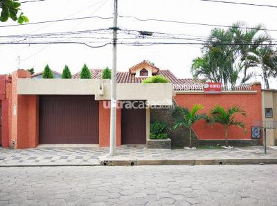 Casa en Alquiler en Santa Cruz de la Sierra 3er Anillo Norte Avenida Beni, Barrio Hamacas