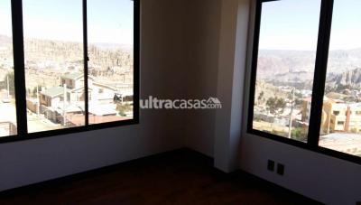 Departamento en Alquiler en La Paz Achumani Calle 37 de Achumani
