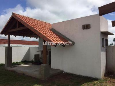 Casa en Anticretico en Santa Cruz de la Sierra 8vo Anillo Norte Condominio la fontana