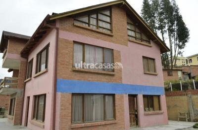 Casa en Venta en La Paz Los Pinos Los Rosales calle 2