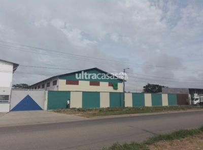 Galpón en Venta en Santa Cruz de la Sierra 6to Anillo Norte 6to Anillo y Parque Industrial, zona cambodromo