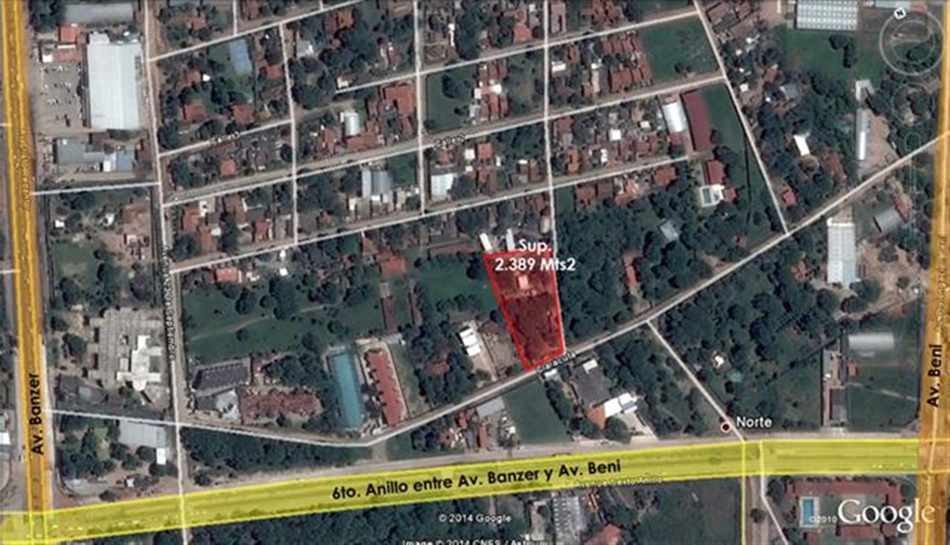 Terreno en Venta Terreno entre Av. Beni  y Banzer 6to Anillo Foto 2