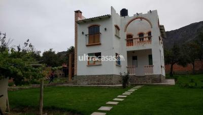 Casa en Venta en La Paz Mecapaca El Palomar